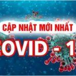 Bản tin dịch COVID-19 của Bộ Y tế – Tối 25/08/2021